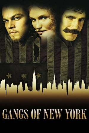 Poster: Gangs of New York