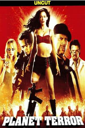 Poster: Planet Terror