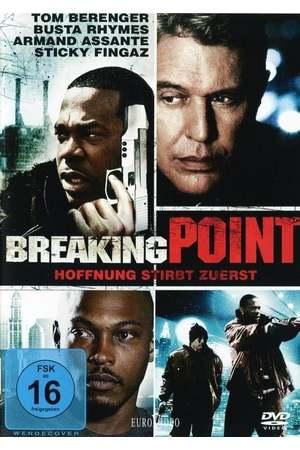 Poster: Breaking Point - Hoffnung stirbt zuerst