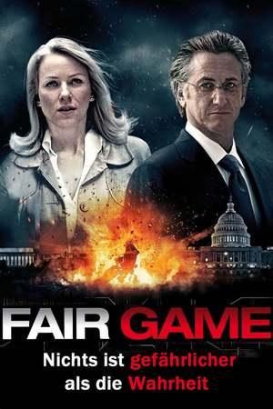 Poster: Fair Game - Nichts ist gefährlicher als die Wahrheit
