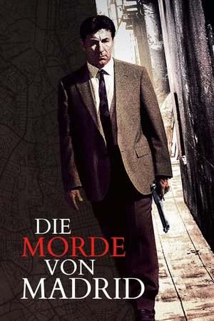 Poster: Die Morde von Madrid