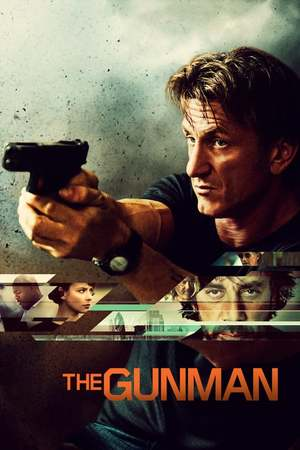 Poster: The Gunman