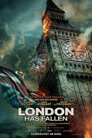 Poster: London Has Fallen