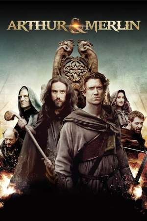 Poster: Arthur & Merlin