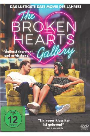 Poster: The Broken Hearts Gallery