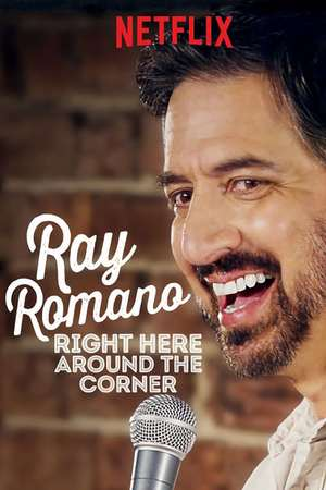 Poster: Ray Romano: Right Here, Around the Corner