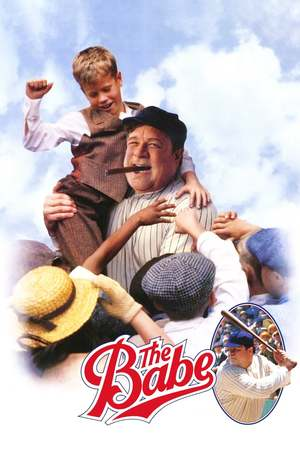 Poster: The Babe - Ein amerikanischer Traum