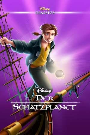 Poster: Der Schatzplanet