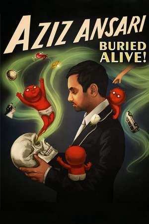 Poster: Aziz Ansari: Buried Alive