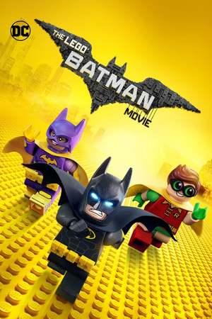 Poster: The Lego Batman Movie