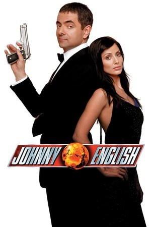 Poster: Johnny English - Der Spion, der es versiebte