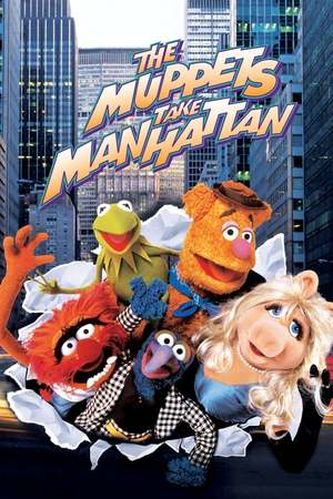 Poster: Die Muppets erobern Manhattan