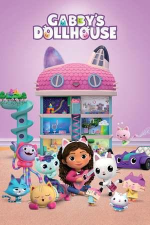 Poster: Gabby's Dollhouse