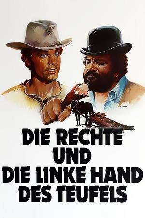 Poster: Die Rechte und die Linke Hand des Teufels