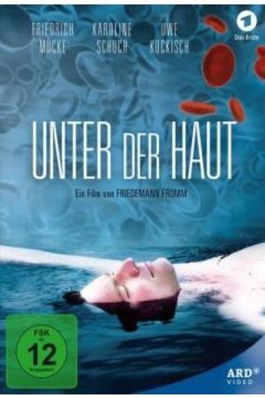 Poster: Unter der Haut