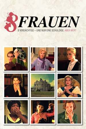 Poster: 8 Frauen