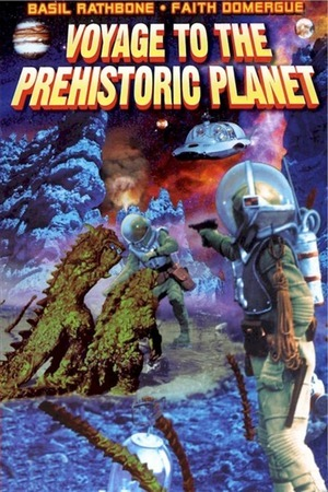 Poster: Die Reise zum prähistorischen Planeten