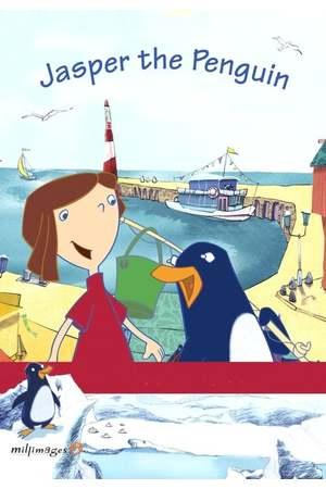 Poster: Jasper, der Pinguin