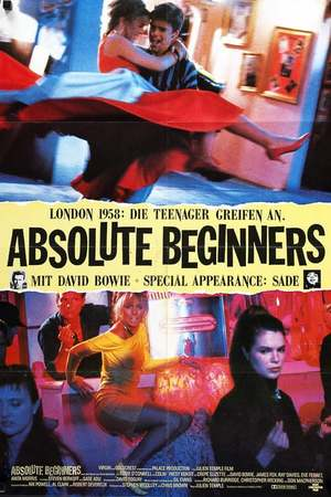 Poster: Absolute Beginners