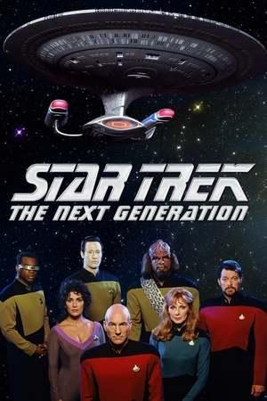 Poster: Raumschiff Enterprise: Das nächste Jahrhundert
