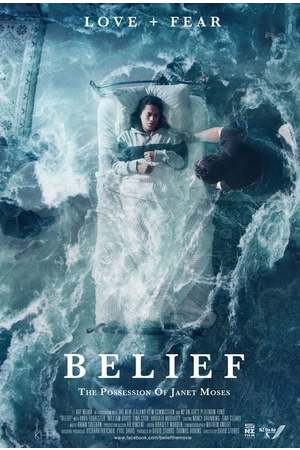 Poster: Belief: The Possession of Janet Moses