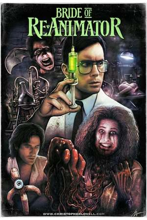 Poster: Bride of Re-Animator