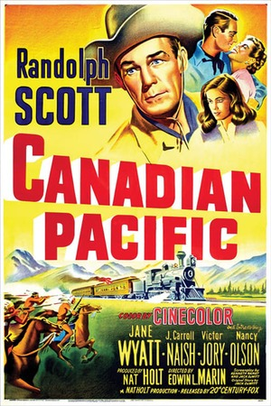 Poster: Canadian Pacific