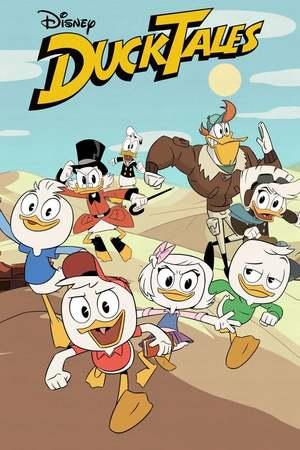 Poster: DuckTales