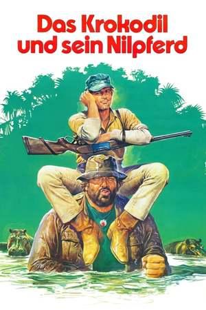 Poster: Das Krokodil und sein Nilpferd