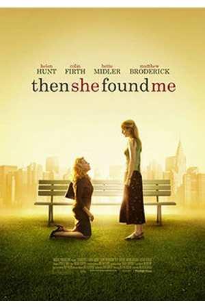Poster: Als sie mich fand