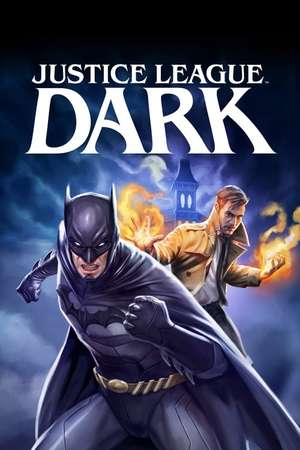 Poster: Justice League Dark