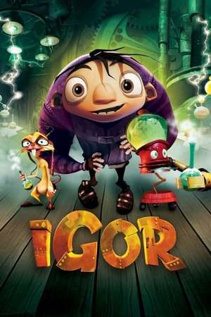 Poster: Igor