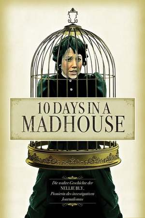 Poster: 10 Days in a Madhouse