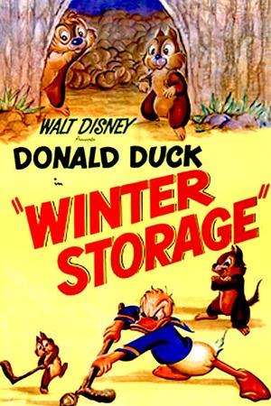 Poster: Donald und die Eicheldiebe
