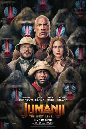 Poster: Jumanji: The Next Level