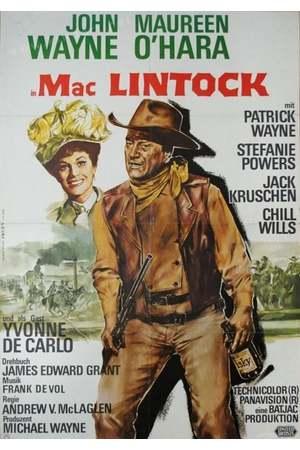 Poster: MacLintock!