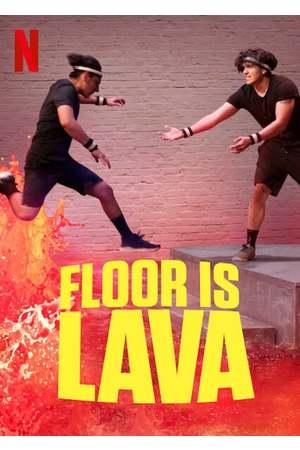 Poster: Floor is Lava