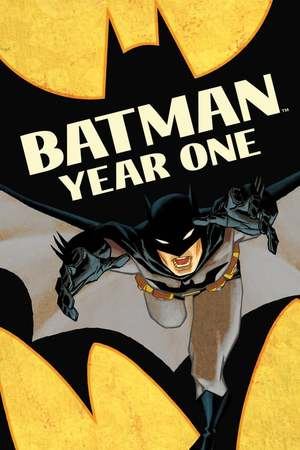 Poster: Batman: Year One