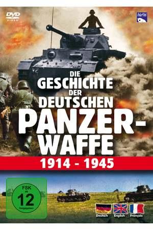 Poster: Die Geschichte der deutschen Panzerwaffe 1914-1945