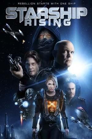 Poster: Starship: Rising