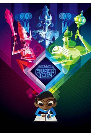 Poster: Sanjays Super Team