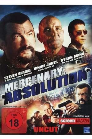 Poster: Mercenary: Absolution