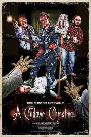 Poster: Zombies at Christmas
