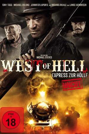 Poster: West of Hell - Express zur Hölle