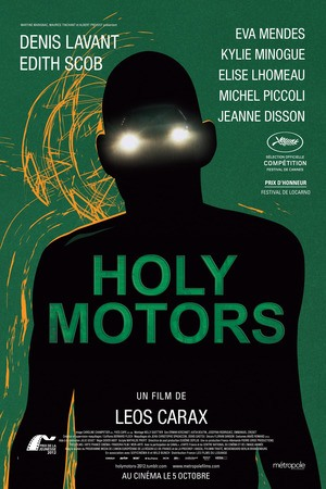 Poster: Holy Motors