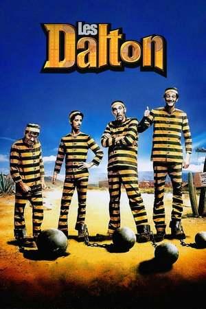 Poster: Die Daltons gegen Lucky Luke
