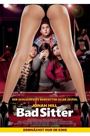 Poster: Bad Sitter