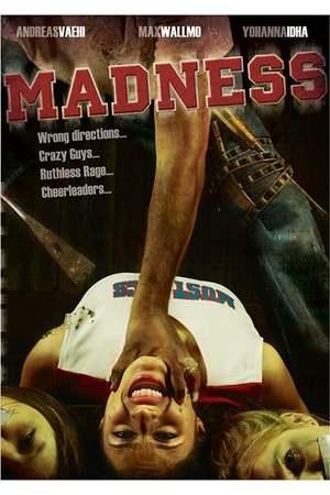Poster: Madness - der Wahnsinn hat ein Gesicht