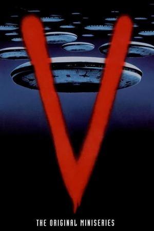 Poster: V – Die außerirdischen Besucher kommen