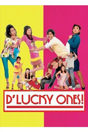 Poster: D' Lucky Ones!